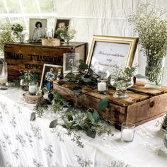 Receiption Wedding Photo Table, Wedding Guest Table, Guest Book Table, Wedding Reception Tables, Wedding Memorial Table, Wedding Welcome Table, Wedding Entrance Table, Funeral Reception, Stand Feria