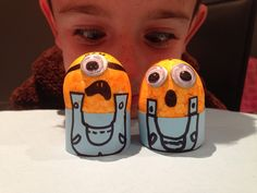 Dan's minion eggs