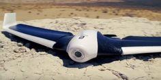 Disco, el nuevo drone de Parrot tiene aspecto de avión - http://www.entuespacio.com/disco-el-nuevo-drone-de-parrot-tiene-aspecto-de-avion/ - #Avion, #Disco, #Drone, #Gadgets, #Noticias, #Parrot, #Tecnología