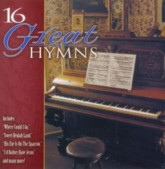 Various - 16 Great Hymns: Vol. 1