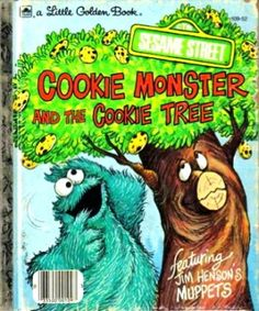 Cookie in his own book