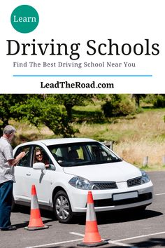 Are you looking for a driving school near you? We've got you covered. You can easily do a search and find a school close to you based on distance.  Did you know that some driving schools offer to not only teach you to drive, but also take you to the testing site?   They can even allow you to use the car you've been practicing with for your test. Not all schools do this, so you'll want to do your research. Search And Find, All Schools, Driving School, Vroom Vroom, Did You Know, Distance, Knowing You, Teaching, Car