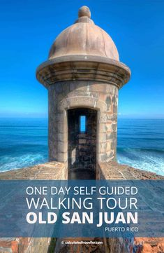 You're on a Caribbean cruise & you only have one day in Old San Juan Puerto Rico. Here's a self-guided walking tour to help you along the way with route suggestions, sights to see, foods to taste, places to shops and pro travel tips. Cruise Excursions, Cruise Port, Cruise Vacation, Cruise Destinations, Vacation Ideas, Cruise Ships, Cruise Travel, Vacation Places, Vacation Spots