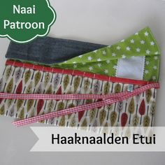 Patroon Haaknaalden Etui - Sew Natural