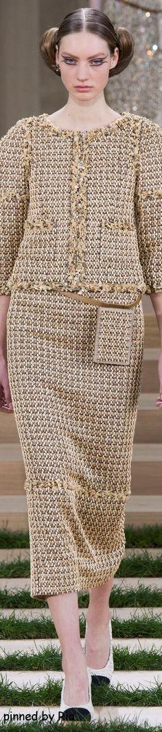 Chanel Spring 2016 Couture l Ria