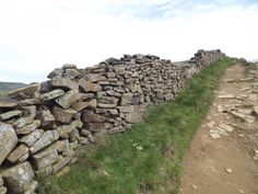 Pathway up to Mam Tor