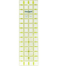 Omnigrid Quilter's Ruler 4''X14''Omnigrid Quilter's Ruler 4''X14''. The kind my mom has