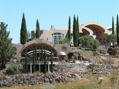 Arcosanti, Mayer, AZ