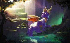 Spyro The Dragon, Spyro And Cynder, Game Art, Rest, Princess Zelda, Great Britain, Deviantart, Chill, Water