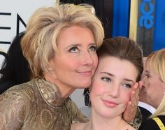 Emma Thompson Was Secretly But Not So Secretly The Best Part Of The Golden Globes  Everyone should be more like her at award shows.
