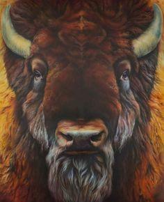 Bufalo pintado