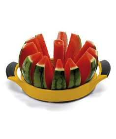 A Melon Cutter  -awesome! I need one of those!