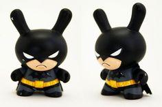 Batman toy art  40 exemplos criativos de Toy Art | Criatives | Blog Design, Inspirações, Tutoriais, Web Design