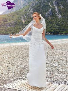 #Robe Adria #Collection 2018 #PointMariage ! #robesdemariee #robes #wedding #weddingdress #dress #bridal #mariée #mariage