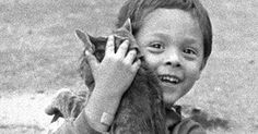 [Naperville, IL, 10/17/16] The bedraggled little boy clutching a cat that almost matches him in size faces strong competition, but it's    ...