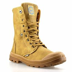 Ladies Womens Walking Hiking Trail Lace Up Combat Army Ankle Boots Shoes Size[UK 7,Honey]. UK boots. Women boots. It's an Amazon affiliate link.