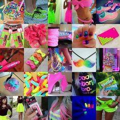 Neon things. ^o^ perf:-)
