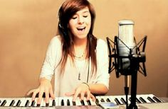 Christina Grimmie, In Christ Alone