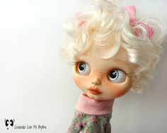 """Ooak custom Blythe doll """"Dorita"""""""