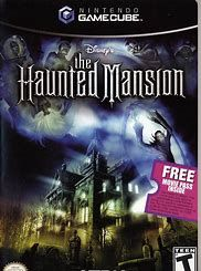 Image result for gamecube haunted mansion