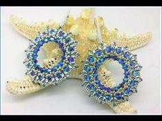 Luccicanti gioielli con cristalli e perline e perle! estate 2014