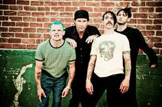 Red Hot Chili Peppers, just fell in love all over again!