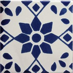 Beatriz Talavera Mexican Tile