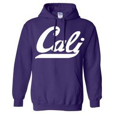 Cali Logo Sweatshirt Hoodie