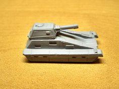 Kim Gu-Nong's Steel Cauldron: [OGRE-Future Tank Warfare-] Paneuro `Jaeger` Heavy Tank.