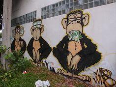Intervenção Urbana é uma arte muito interessante e muito criativa. Para alguns essa manifestações artísticas são consideradas atos de vandalismo, rebeldi