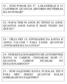 PORTAL ESCOLA: 2° ANO - 50 PROBLEMAS DE MATEMÁTICA