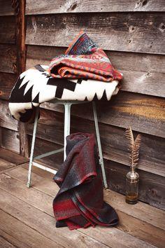 urbanoutfitters:  Cozy for indoor or outdoor. (Photo by Dan Martensen)