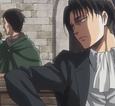Levi Ackerman (Shingeki No Kyojin Season 2 Episode 08)
