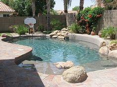 kid friendly pool for small backyard - Google Search