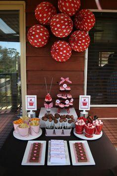 Cupcake Themed 12th Birthday