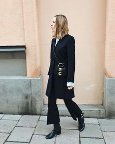 New week = new outfits to be inspired by! All black, cool cross over bags and cropped trousers are on our radar at the moment and we can't seem to get enough of cool outerwear. Got yourself a...