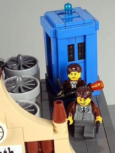 io9 - Dr. Who Lego's  Love this!