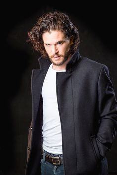 "Kit Harington © Oliver Rosser - 2016 ""I hope a lot of people who watch Thrones and don't necessarily go to the theatre will come and see me in this,"" he added. ""And hopefully it makes them go and see more. I'm hoping there's a whole group of people..."