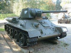 100%™ 1940-44 T-34/76  M1943 | Russian tank. Polish Army