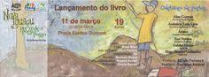 Palavras Sobre Qualquer Coisa: Lançamento do livro: Nova Iguaçu - Por onde a poes...