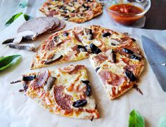 Tortilla Pizza Recipe - Rooster and Rabbit