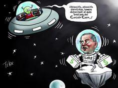 Caricatura del 23 de junio del 2015
