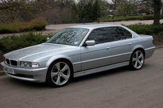 1997 BMW 7 Series Info and Specifications, Photos and wallpapers at the juicy Automotive website Bmw 740, Bmw 7 Series, Car Photos, Cars And Motorcycles, Specs, Wheels, Google Search, Nice, Amazing