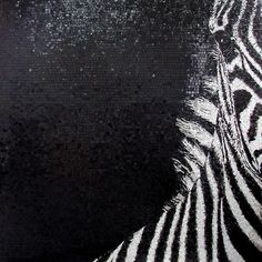 #Zebra (200 x 200 cm) #Trend #Showroom · Vicenza, Italy - #Artistic #Mosaic…