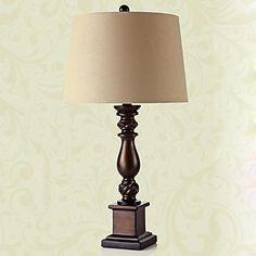 Európai stílusú minimalista asztali lámpa gyanta szervezetben (kis méret) 220-240V – EUR € 137.53