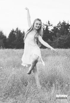Senior pictures dance ideas