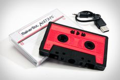 """MakerBot Mixtape     To make a """"Mixed Tape"""" and send to my husband!!"""