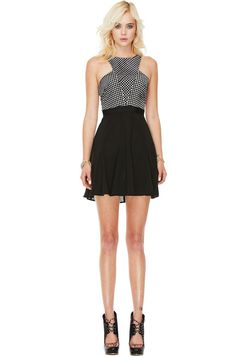 Stylestalker Airball Dress in store and online now at www.emclothing.com