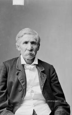 Hento - Huron/Wyandot - circa 1875
