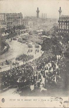 1880 - La Place de la Nation   PARIS UNPLUGGED